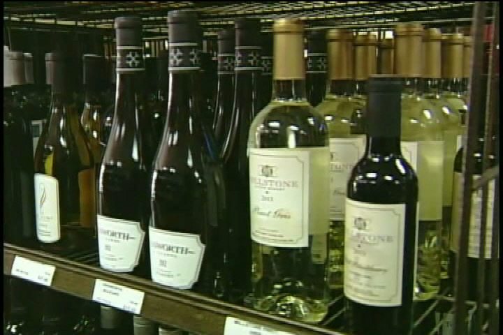 Alberta Premier Rachel Notley said the province will stop importing B.C. wines. File photo.