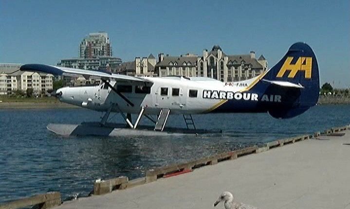 Harbour Air has announced plans to become the world's first all-electric airline. File Photo.