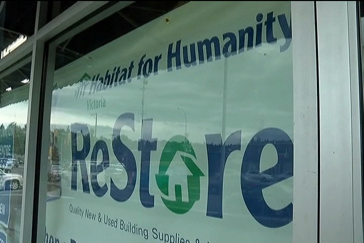 Habitat for Humanity to reopen stores in Greater Victoria