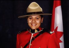 Cst. Sarah Beckett, who died while on duty with West Shore RCMP on April 5, 2016. File photo.Cst. Sarah Beckett, who died while on duty with West Shore RCMP on April 5, 2016. File photo.