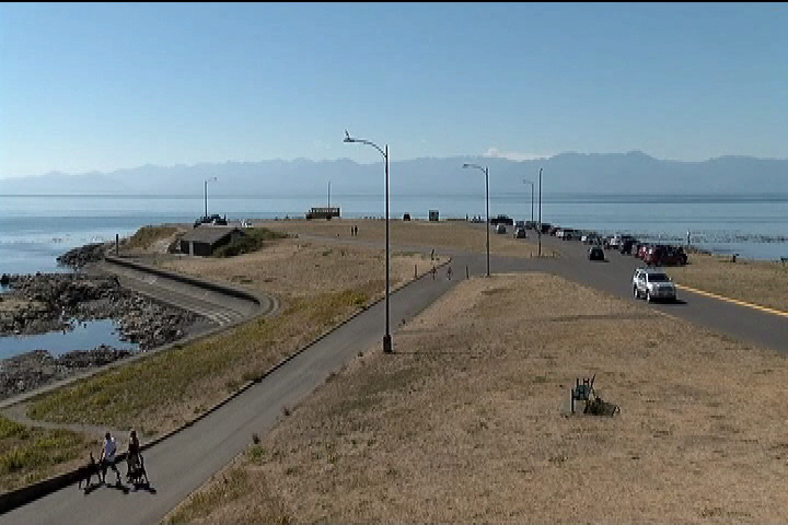 Here are Victoria's 3 newest options for the Clover Point parking loop