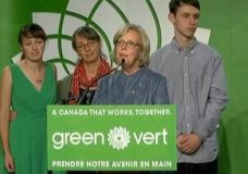 Federal Green Party responds to allegations against Elizabeth May of bullying