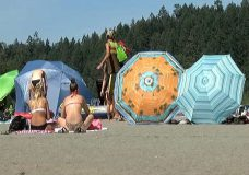 Special weather statement warns of high heat on parts of Vancouver Island