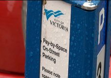 Victoria councillor proposes parking credit to incentivize more downtown visitors