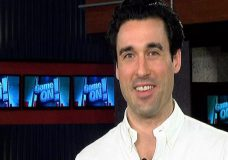 Ryan O'Byrne pursuing business after retiring from professional hockey