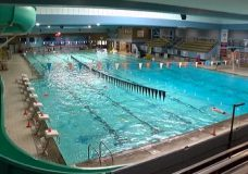 Victoria has been awarded $6 million of federal gas tax funding towards the Crystal Pool replacement project. File photo.