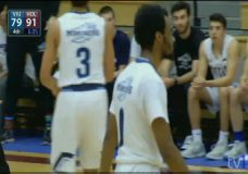 Zaid scores 55 but Mariners fall in bronze medal game