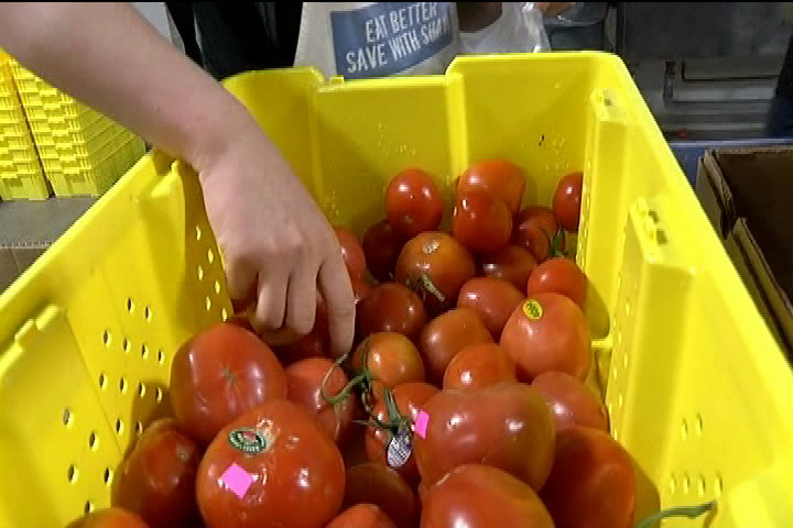 Food Rescue Distribution Centre opens in Esquimalt