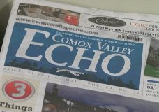 Comox Valley Echo to publish its last edition this week