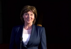 Christy Clark to resign as leader of B.C. Liberal Party