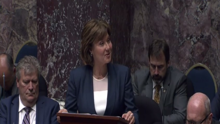 B.C. Liberal government falls after non-confidence vote