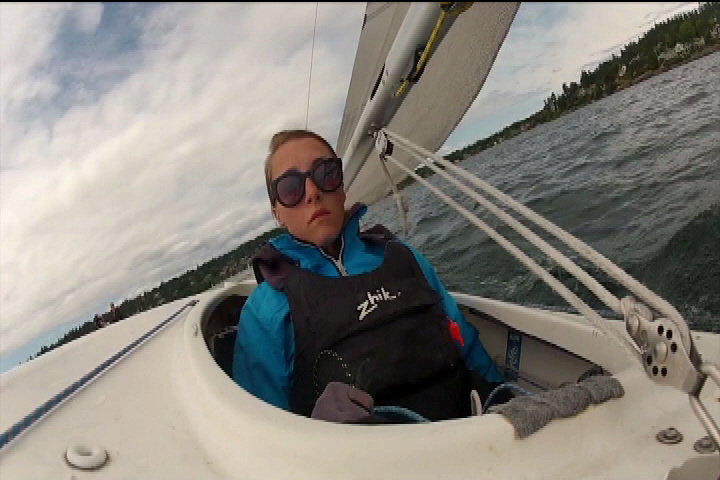 Local sailor strives for national glory