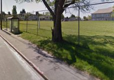 12-year-old boy grabbed while waiting at bus stop in Saanich