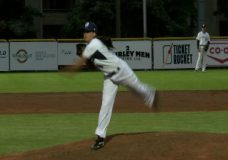 Claire Eccles makes historic first appearance with HarbourCats