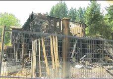 Spontaneous combustion sparks Nanaimo house fire