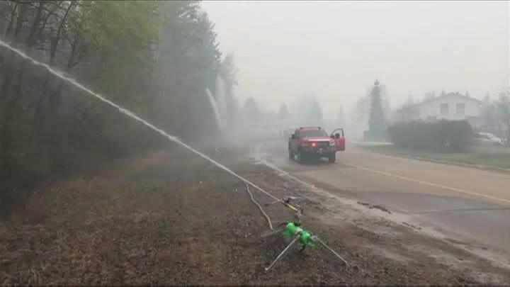 Nanaimo company asks BC to use its fire suppression equipment