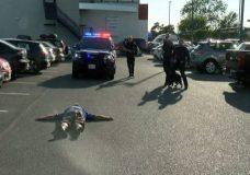 Saanich Police arrest man after alleged knife incident in Blanshard Street restaurant