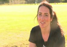 From the rugby pitch to the rugby stitch: Canadian Rugby National team member Barbara Mervin creates apparel