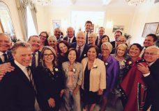 John Horgan sworn in as British Columbia's 36th premier