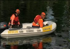 Search called off for man missing in Courtenay River
