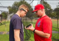 Can brain waves predict batting performance?