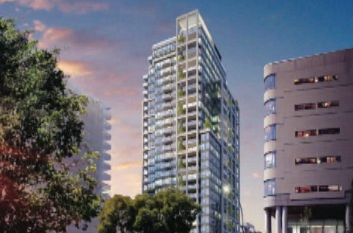 Developer Townline proposing to build Vancouver Island's tallest highrise in Victoria