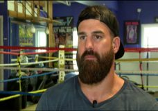 Victoria pro boxer returns to ring after infamous bout