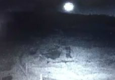 Police in B.C. receive multiple calls about possible meteorite strike