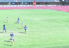 Vikes pull off massive upset over UBC in women's soccer opener