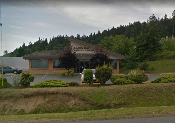 One arrested after bank robbery in Union Bay