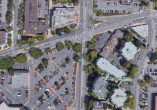 Driver sought after elderly pedestrian struck, injured in Victoria collision