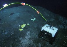 Data shines light on climate role of underseas canyons