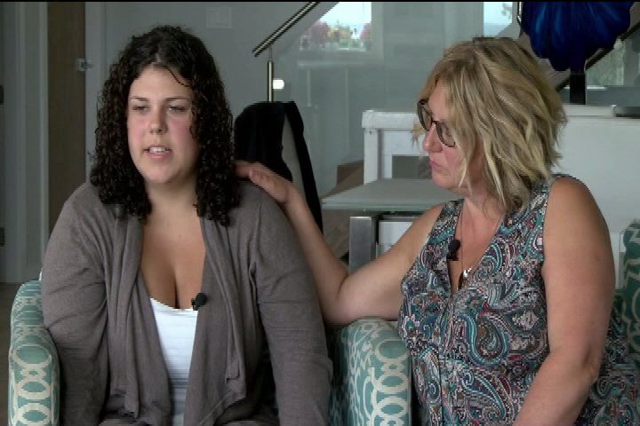 Saanich woman says single decision saved her life during Las Vegas mass shooting