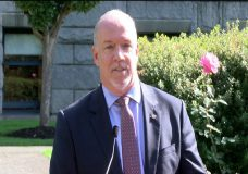 Premier John Horgan says medical marijuana to go ahead after consultation process