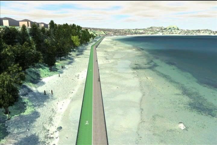 Nanaimo is planning longest waterfront walkway on Vancouver Island