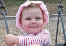 Kaela Mehl found guilty of murder in death of 18-month-old daughter, sentenced to life in prison