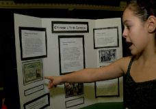 Royal BC Museum's youngest curators: Victoria fifth graders put on exhibit about minorities in Canada
