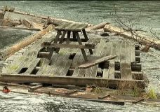 Sproat Lake properties poised to flood again