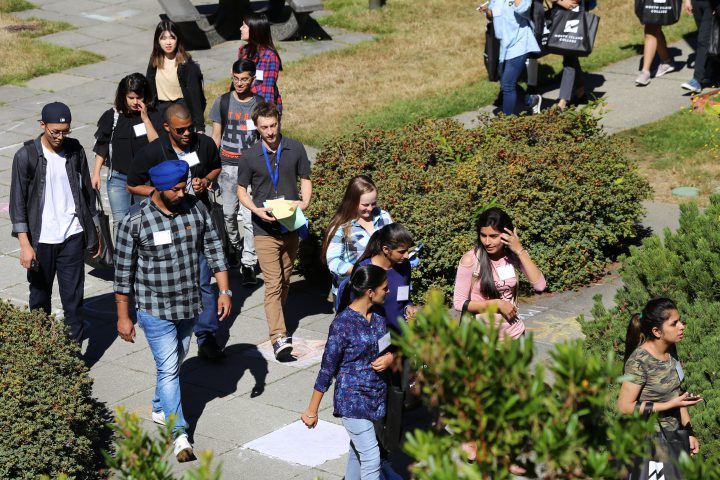 North Island College looking for households willing to host international students. Photo courtesy North Island College.