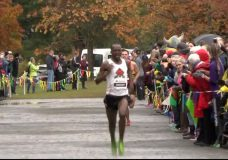U Sports Cross Country Championships take over Beacon Hill Park