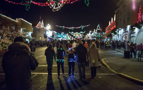 Light Up Ladysmith, Sidney Sparkles Christmas events cancelled due to COVID-19