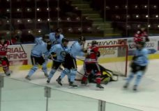 Grizzlies shutout by Centennials at home