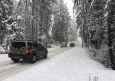 Snowfall warnings end for parts of Vancouver Island