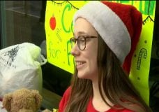 Oak Bay teen aims to collect 1,000 presents at annual toy drive