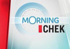 Morning CHEK for December 13