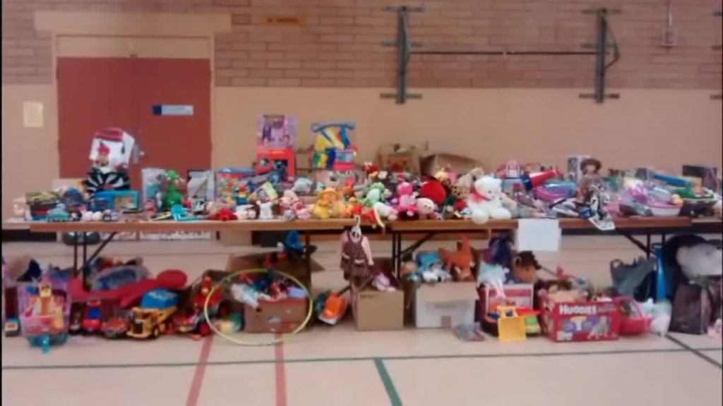 A tradition of the season: George Jay Elementary's Holiday Emporium
