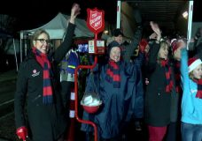 UPDATED WITH VIDEO: Generous CHEK viewers make our 24th annual Christmas Drive-Thru a huge success