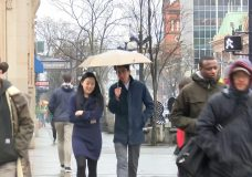Rain fall numbers for January way up for 2018