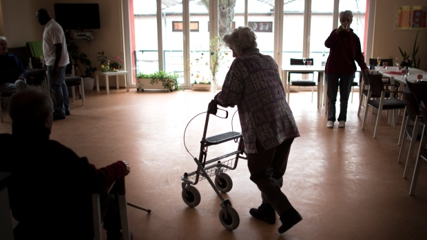 The Hospital Employees Union is calling for urgent action after a report that says 85 per cent of B.C.'s residential care facilities is not meeting staffing guidelines. Photo courtesy CBC.