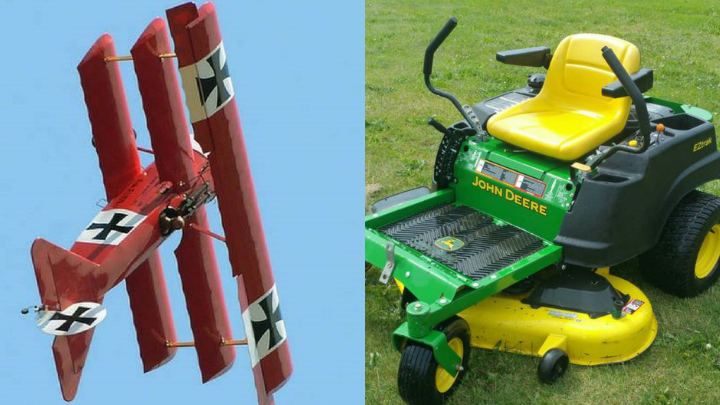 Lawnmower and remote-controlled plane missing after break-in at 'Victoria's Largest Little Air Show' field